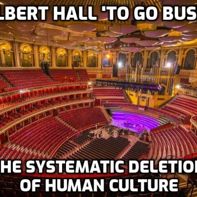 Royal Albert Hall 'to go bust by 150th anniversary' without urgent funding
