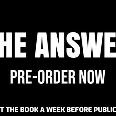 David Icke's Life-Changing New Book 'The Answer' Available For Pre-Order Now