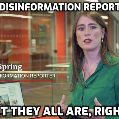 Government agency BBC in war on 'conspiracies' (i.e. real journalists who expose the lies of the 'elite')