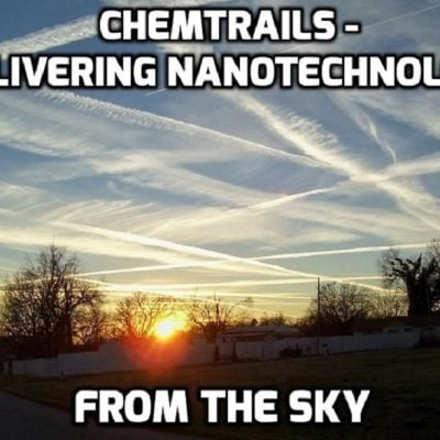 The Coronavirus, Chemtrails and 5G Connection?