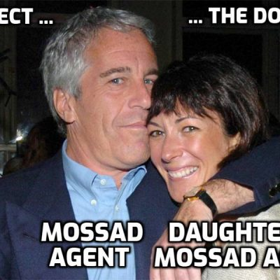 Head of the Snake - Wexner, The Maxwells, Mossad & Mega Group Exposed