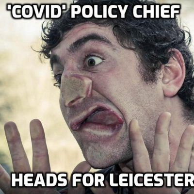 Leicester being crushed over 'infection figures' generated by PCR test NOT testing for the 'virus' - coldly calculated madness