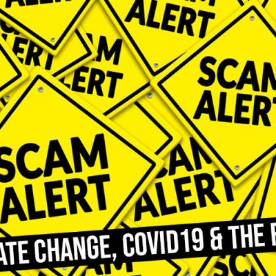 Climate Change, Covid19 & The Fake Tests - David Icke