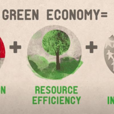'Green Economic Growth', Decoupling Is A Myth