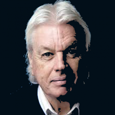 Dark to Light - Interview With Guest David Icke