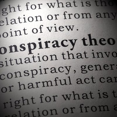 Conspiracy Theorists Are Wrong!!! . . . Even When They're Right!