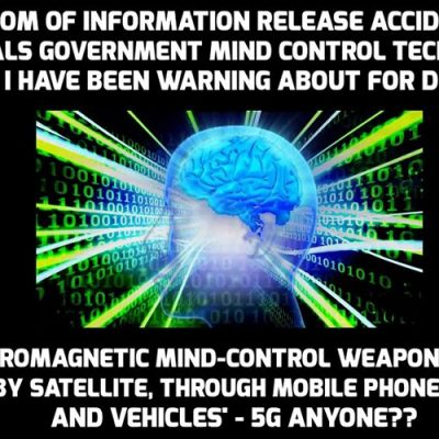 And you thought MK-Ultra was bad? Electronic voices in your head