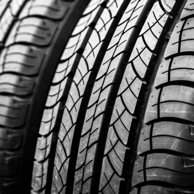 Rubber tires — a dirty business