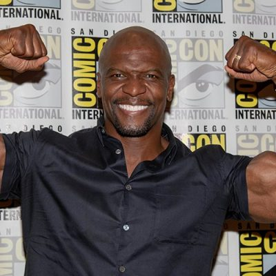 When a black man calling for equality for all races is branded an 'enemy of the people' you know the Woke world has gone full-blown insane - actor Terry Crews draws criticism for Black Lives Matter tweet