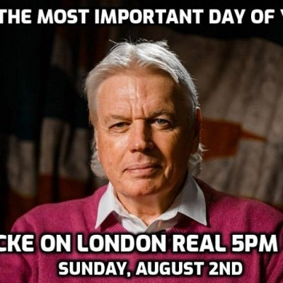 David Icke on London Real LIVE NOW - what's REALLY going on