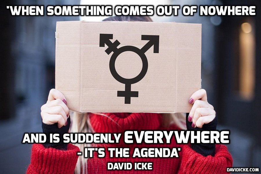 Dutch ministers seek to simplify procedure to CHANGE GENDER on birth certificate, so that even a CHILD can do it – David Icke