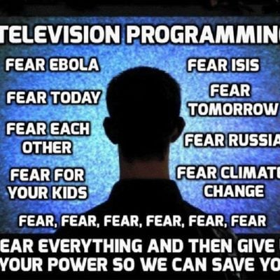 Mainstream Media TV Veteran Admits: 'We Are a Cancer and There is No Cure'