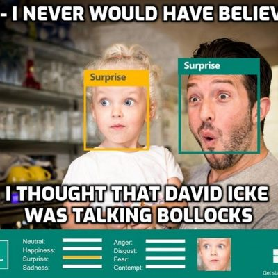 British police to 'trial' facial recognition system that detects your mood - 'trials' my arse I warned this was coming long ago to the sound of laughter