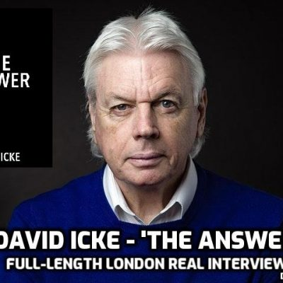 David Icke - The Answer - full length interview. Direct no-email version - starts at 6.46 and please share with everyone you can to bypass censorship