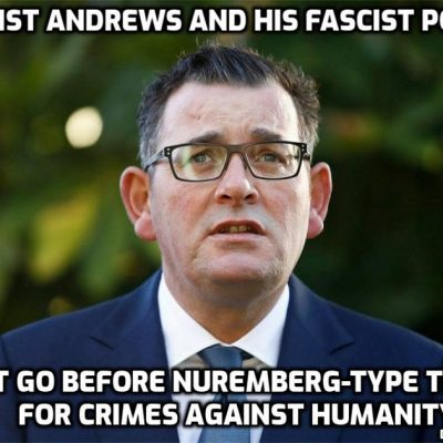 'Dan Andrews' Stasi': Victoria premier under fire for proposed law that would allow govt officials to arbitrarily arrest citizens