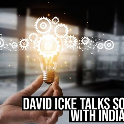 David Icke Talks Solutions With Indian Media