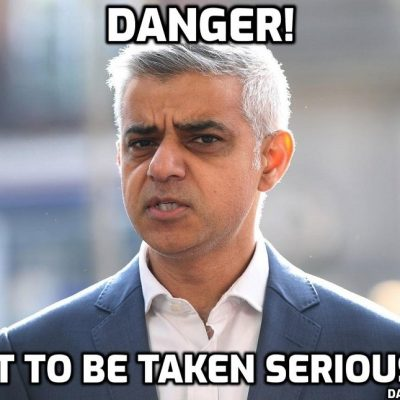 Sadiq Khan Dragged Back Into Court Over His Lunatic Green Road Scheme By More London Residents
