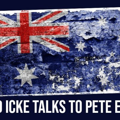David Icke Talks To Pete Evans - Full Interview