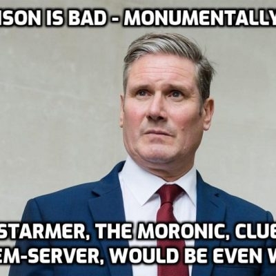 'Funny way to announce your resignation': Keir Starmer roasted online for saying Labour 'deserved' to lose election