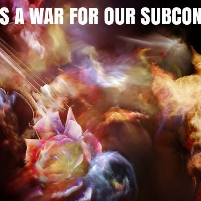 There is a war on the subconscious - David Icke