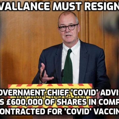 Conflict of interest row as it emerges Chief Scientific Officer Sir Patrick Vallance has £600,000 of shares in vaccine maker contracted to make UK's coronavirus jabs