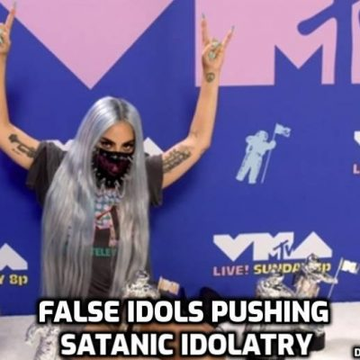Must See Illuminati Rituals Performed At 2020 MTV VMA's