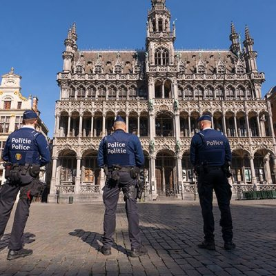 Belgian Doctors, Health Professionals Demand End To Lockdowns