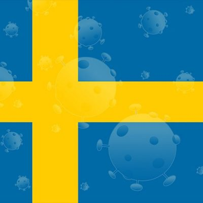 Sweden records its fewest daily Covid-19 cases since March