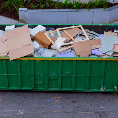 Top 5 Reasons To Rent A Dumpster