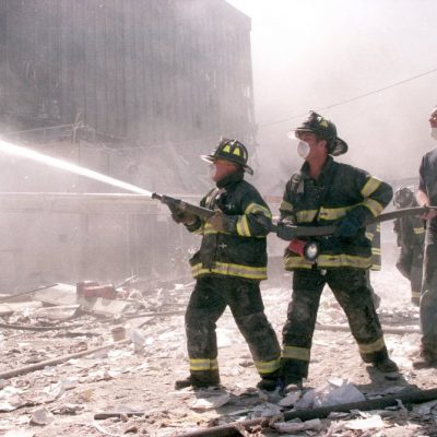 Trailer: Calling Out Bravo 7 - 9/11 firefighters dismantle the official story