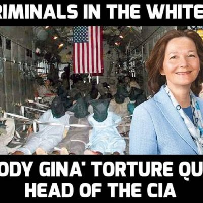 David Price Takes on the CIA Over Its Secret Torture Program.