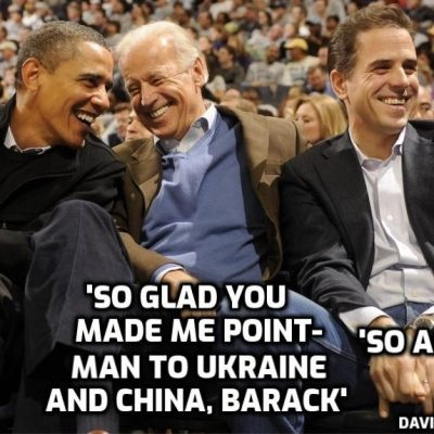 The Biden crime family (see Clinton crime family) - Hunter Biden laptop pictures with prostitutes and taking crack cocaine