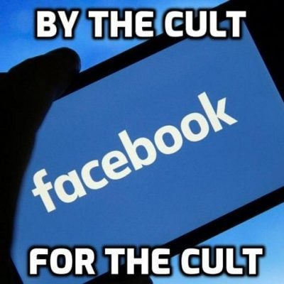 Cult-owned fascist Facebook blocks New York Post from exposing BLM founder's shocking hypocrisy, Chelsea Clinton demands they ban the Tucker Carlson show and 'vaccine' lies fall apart