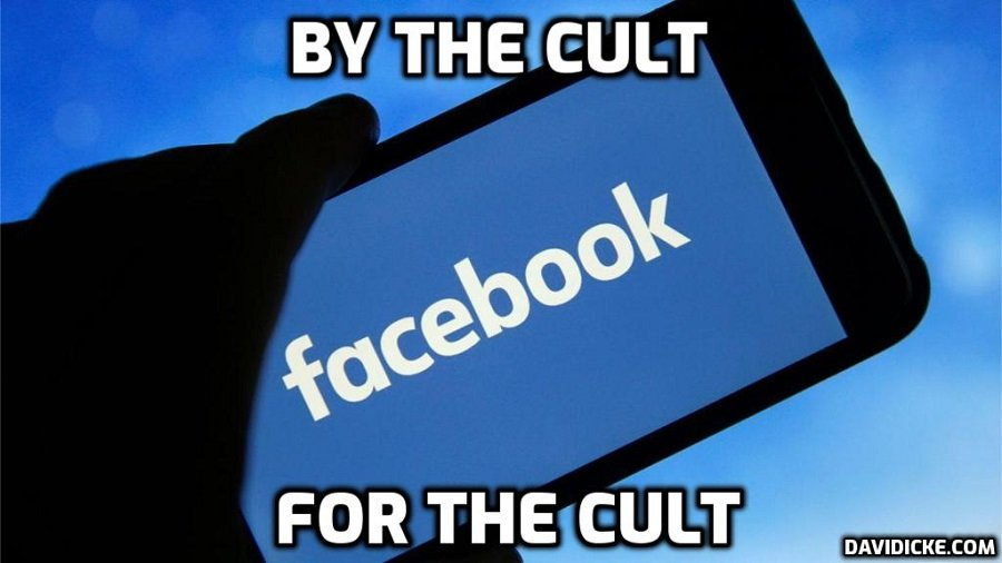Federal Gov't Telling Facebook to Silence Those With Vaccine Safety Concerns Says Lawsuit – David Icke