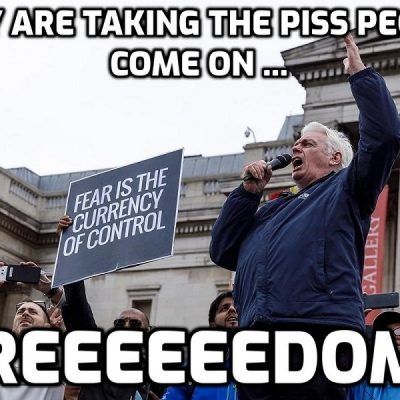 David Icke: They can't hide this any longer
