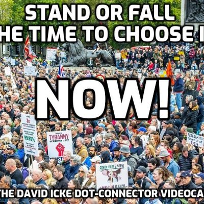 Stand Or Fall - The Time To Choose Is Now - David Icke Dot-Connector Videocast