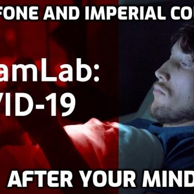 Vodafone & Imperial College London DreamLab App to fight Covid19 - Whilst you sleep.