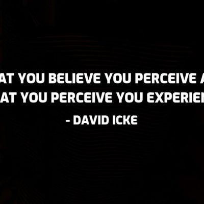 David Icke Talks To The Cosmic Gateway About The Awakening