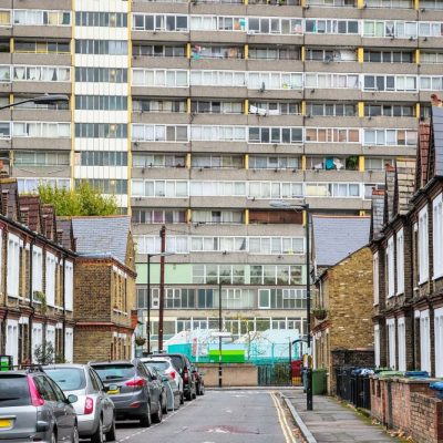 What is this if not court-supported religious apartheid? UK housing charity's 'Jewish only' rule