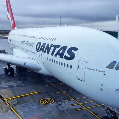 Qantas CEO: mandatory COVID vaccination for international flights
