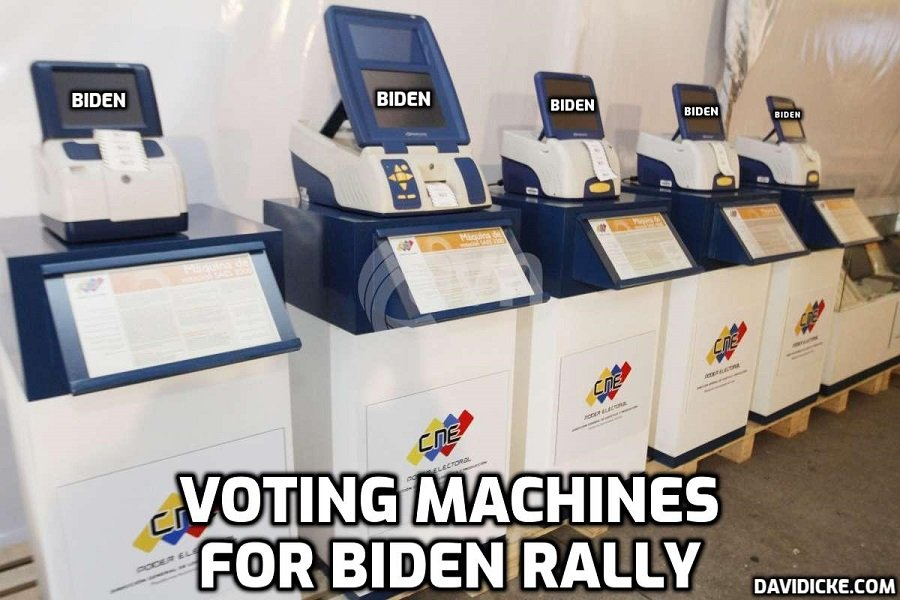 Lawyer calls US election 'a 2020 cyber Pearl Harbor' as lawsuits mount over election fraud – she names Soros, China and many others for their involvement in stealing the election for sock puppet Biden