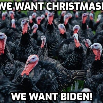 Lying Senate Democrats push for 'comprehensive' 'Covid' bill - if you think the fascism is bad now wait till empty-shell Biden takes it to a whole new level including mandatory masks outside. Biden-supporting turkeys voted for Christmas and now it's December 24th - well done you