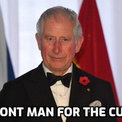 Prince Charles is now selling his 'eco-fascist fantasy of the Great Reset'