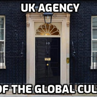 UK Government published white paper in 2019 to launch the long-planned 'Fourth Industrial Revolution' (The 'Great Reset') now being demanded with the excuse of 'Covid' by the World Economic Forum (the Global Cult). But the world is not controlled from the shadows beyond 'elected' politicians, right? That's a conspiracy theory