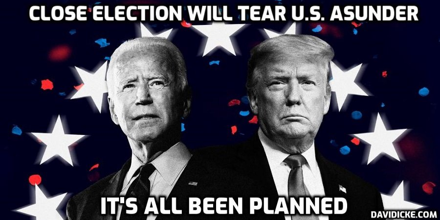 David Icke Talks About The US Election