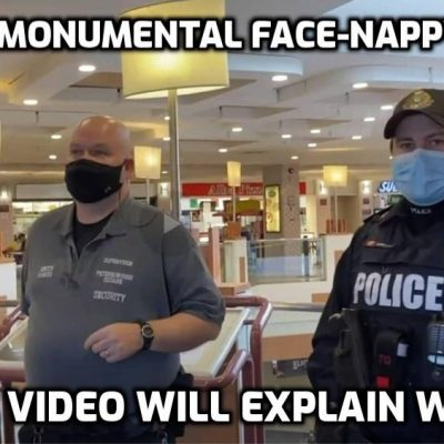 Police, public health have NO ANSWERS for why mask exemptions aren't accepted