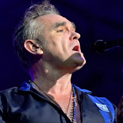 Singer Morrissey Dropped By Record Label; Claims Reason Is 'Diversity'