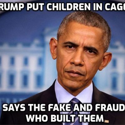 Cult-owned hypocrite Obama drones on about Americans being racist when they gave him two terms as president