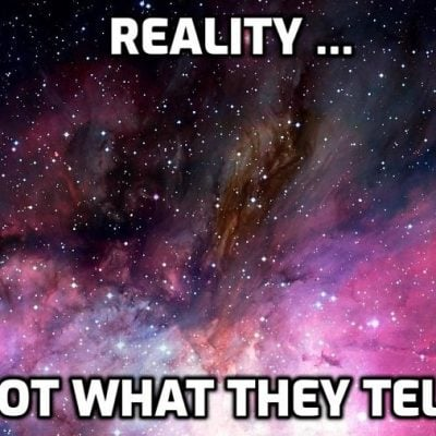 David Icke: The end of normal ... The Virtual Reality Universe