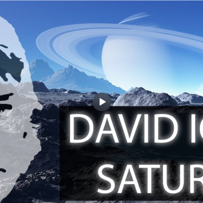 Saturn Isn't What You Think It Is - David Icke (Talking in 2010)